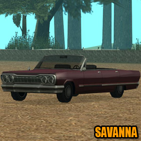 GTA: San Andreas - Savanna