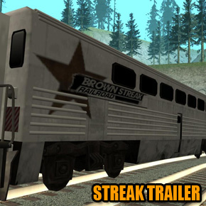 GTA: San Andreas - Streak Trailer