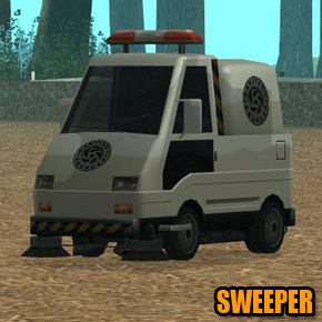 GTA: San Andreas - Sweeper