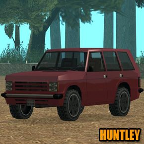 GTA: San Andreas - Huntley