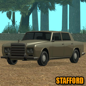 GTA: San Andreas - Stafford