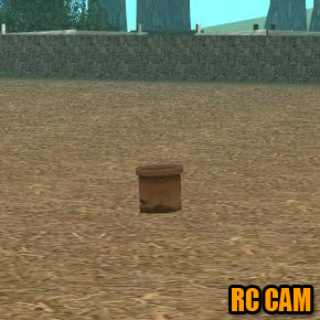 GTA: San Andreas - RC Cam