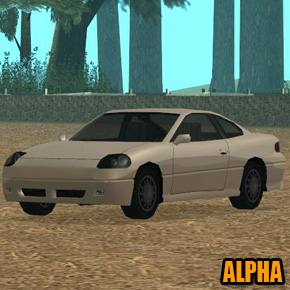 GTA: San Andreas - Alpha