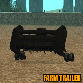 GTA: San Andreas - Farm Trailer