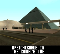 The Camel's Toe Speicherhaus