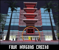 The Four Dragons Casino (Speicherpunkt)