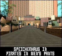 Pirates in Men's Pants Speicherhaus