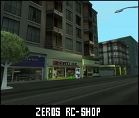 Zeros RC Shop