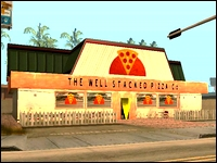 The well stacked Pizza Company