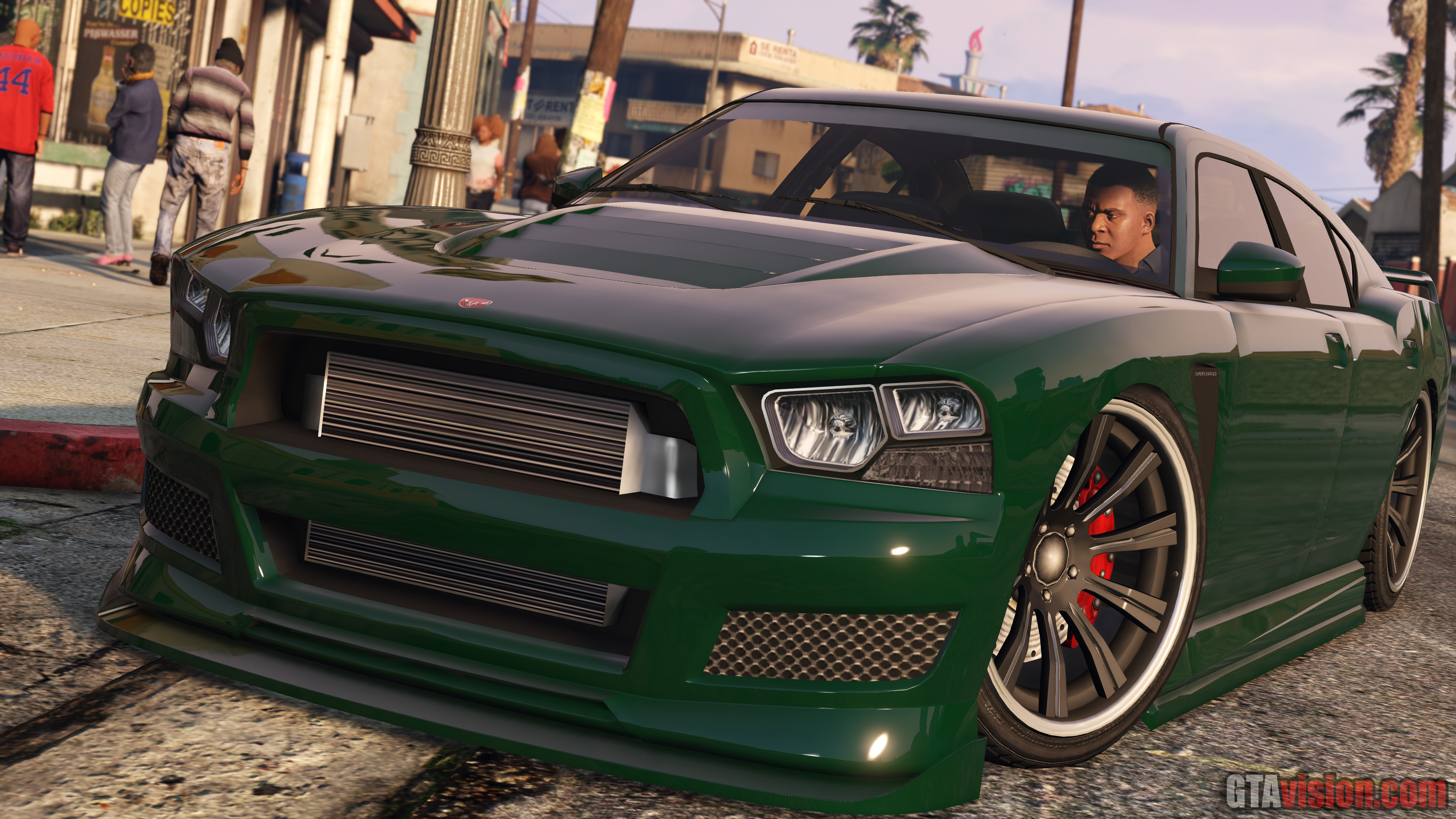 Are Cars In Gta Online In The Game