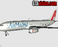 Air Madrid B737 800