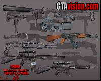 GRIMs Weapon Pack Volume I