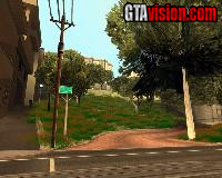 San Andreas Real Grass v1.0