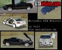 Mercedes (GTA: Vice City) - GTAvision com - Grand Theft Auto