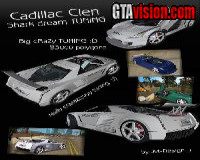 Cadillac Cien Shark Dream TUNING