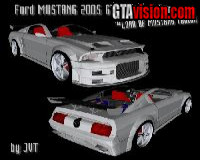 "FORD MUSTANG 2005 GT CONCEPT COUPÉ ""LORD OF MUSTANG"" TUNING"