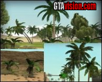 San Andreas-Real palm