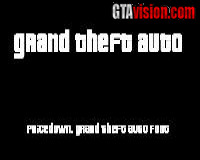 "Grand Theft Auto Font Schriftart - ""Pricedown"""