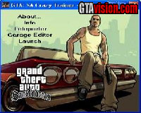 GTA: San Andreas +151 Trainer v2.0