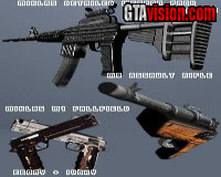 Miklas Detailed Weapon Pack