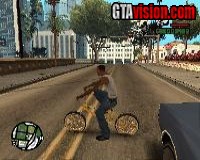 EA Sports BMX Bike with Spining Wheel