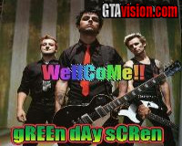Green Day Loading Screen