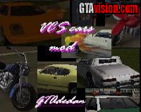 VCS Cars in Vice City