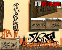 GTA IV Grafittis in Los Santos