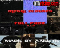 Metal Clothes Full Pack v1