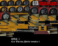 Car Tuning Pack (CTP v1)