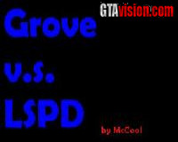 Grove v.s. LSPD Gamemode