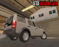 Land Rover Discovery 3 V8