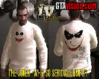 The Joker 'Why so serious?' Sweater