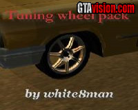 Tuning Wheel Pack