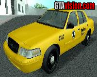 Ford Crown Victoria Taxi '03