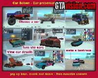 GTA - SA Carsaloon and Savepoints