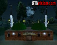 Mosque in San andreas pc Game
