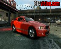Ford Mustang Shelby GT500 '10 Final