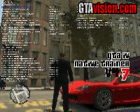 GTA IV Simple Native Trainer v4.7