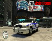 Ford Crown Victoria NYPD Highway Patrol