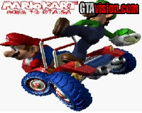 Mario Kart goes to gta sa BETA