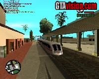 Trains/Trams (GTA: San Andreas) - GTAvision com - Grand
