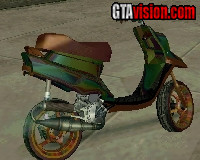 Bikes (GTA: San Andreas) - GTAvision com - Grand Theft Auto News