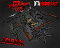 GRIM's Weapon pack for GTA IV and EFLC