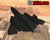 SR-71A BLACKBIRD BETA