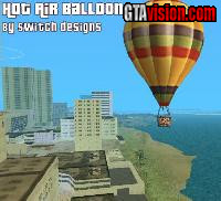 Download: Hot Air Ballon | Author: Switch Designs