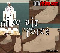 Download: Nike Air Force | Author: cornrow