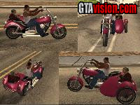 Download: Freeway mit Sidecar | Author: gosuke