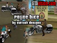 Download: Police Bike Angel | Author: Switch Designs