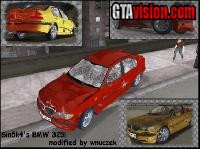 Download: BMW 325i | Author: Sin5k4, wnuczek